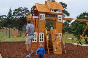 Imaginative playground
